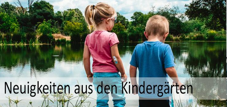 Zwei Bildungsreferate der Lippische Landeskirche für die Eltern unserer Kindergartenkids