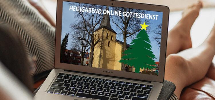 Heiligabendgottesdienste digital